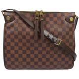 Louis Vuitton LV N41425 Duomo 棋盤格紋斜背信差包 現貨