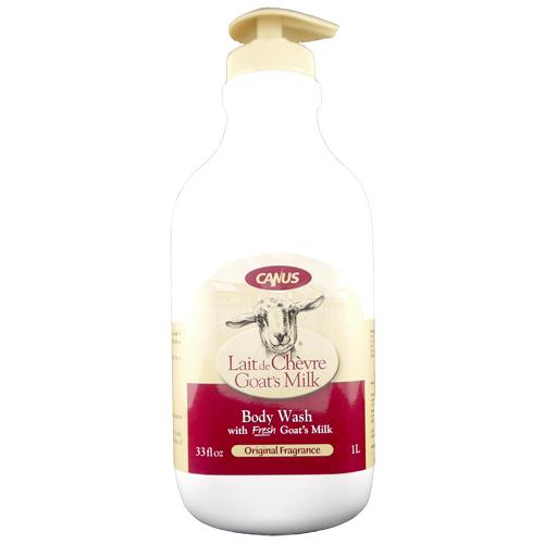 CANUS 山羊奶沐浴精 (家庭號)