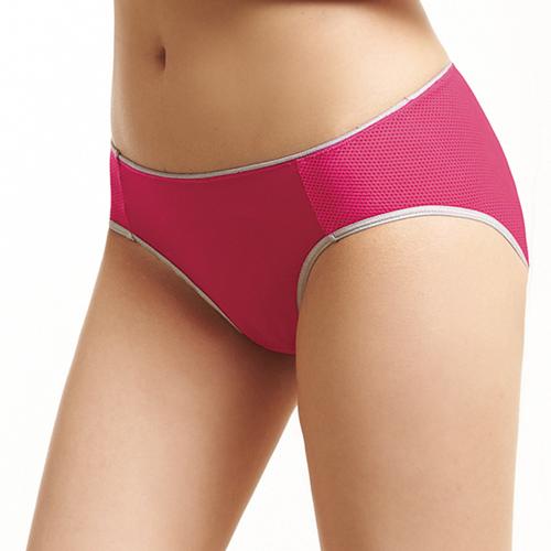【蕾黛絲】運動內衣 Ladies Sport-低腰內褲 M-EL(漾桃紅)
