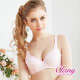 【可蘭霓Clany】點點絲棉軟鋼圈BCD內衣 甜蜜粉 6279-31