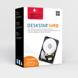 HGST DeskstarNAS系列 3.5吋 NAS硬碟 4TB (H3IKNAS400012872SWW)