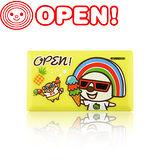 (特殺) Open小將 多功能Combo ATM讀卡機-夏日假期 (OP-R02)--加送紓壓指尖陀螺乙入(顏色隨機)