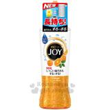 〔小禮堂〕P&G寶僑 JOY 日製濃縮洗碗精 《S.橘.透明.190ml》柑橘香味