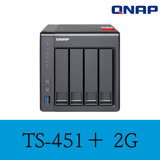 QNAP 威聯通 TS-451+ 2G版 4Bay NAS