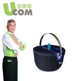 【 UCOM益康屋】牛仔系列防溢提鍋14CM附提袋