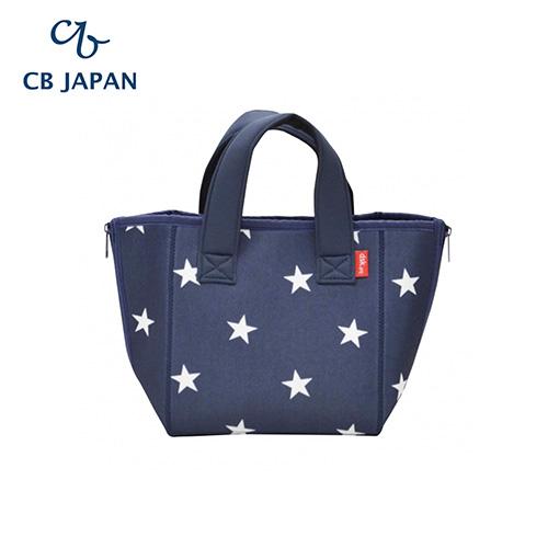 CB Japan 小星星保冷保溫可拆可洗兩用托特手提袋3L