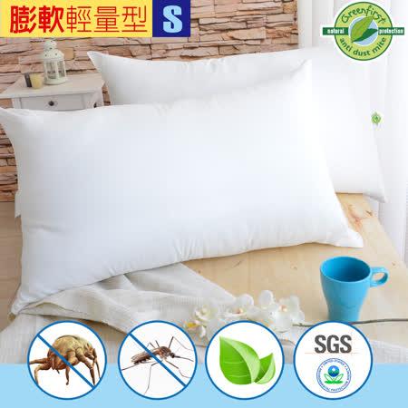 法國滅蹣技術 天然防蹣防蚊枕(2入)