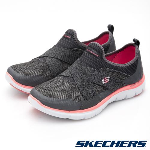 SKECHERS (女) 運動系列 Flex Appeal 2.0 - 12752WCCCL