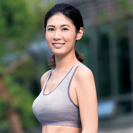 【華歌爾】 TRAINING五星運動胸罩