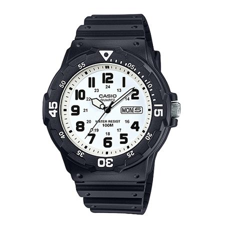 CASIO 卡西歐 學生最愛潛水風格腕錶 MRW-200H-7BVDF
