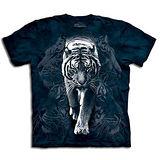 『摩達客』美國進口【The Mountain】自然純棉系列 白虎漫步設計T恤 (預購)