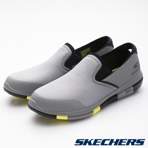 SKECHERS (男) 健走系列 GO Flex - 54010LGLM