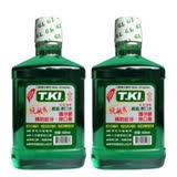 T.KI鐵齒含氟抗敏感漱口水 620ML/瓶 買一送一◆德瑞健康家◆