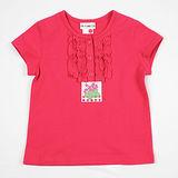 【愛的世界】LOVEWORLD 花盆系列彈性圓領短袖T恤/4~6歲-台灣製-