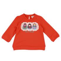 【愛的世界】LOVEWORLD 俄羅斯娃娃系列長袖上衣/2~4歲-台灣製-