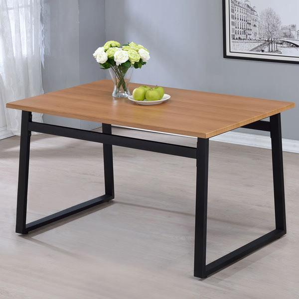 《Homelike》凱維工業風4.3尺餐桌