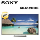 SONY 65吋4K高畫質Android液晶電視KD-65X9000E-2/25前買就送30吋行李箱+專屬吊牌