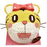 【巴特里】巧虎妹小花 6吋造型蛋糕