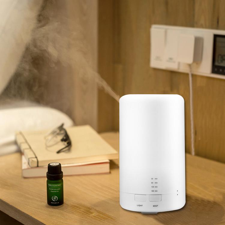 日系風格 USB迷你香薰水氧機/加濕器/小夜燈