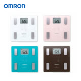 歐姆龍 OMRON 體重體脂肪機 HBF-214(四色可選)