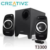 CREATIVE 創巨 Inspire T3300 2.1聲道喇叭