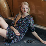 【克萊亞KERAIA】二件式彩色海馬長版上衣
