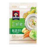 桂格鮮穀王-鮮蔬多榖飲30g*10入/袋