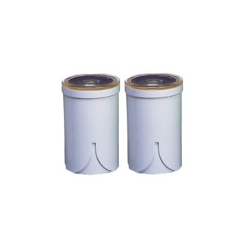 TORAY 東麗 SL/SX系列 高效過濾型 卡式 濾心 STC.V2J 可過濾12種物質 2入裝