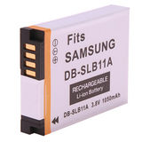 Samsung SLB-11A 高容量相機專用鋰電池TL320,WB100,WB1000,ST1000