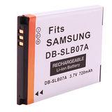 Samsung SLB-07A高容量相機專用鋰電池TL100,TL220,TL225,ST50,ST500,ST550