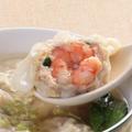 士東市場【123水餃】鮮蝦大餛飩10顆