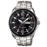 CASIO 卡西歐 EDIFICE 放射型錶盤指針個性男錶 EF-131D-1A1
