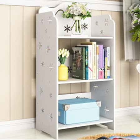 【ABOSS】白色簡約1.3尺書櫃-DIY -friDay購物