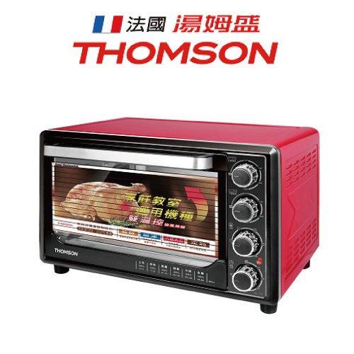 THOMSON 湯姆盛 30L不鏽鋼材質電烤箱 獨立溫控 發酵功能 公司貨SA-T02