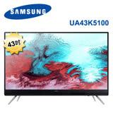 SAMSUNG 43型 LED液晶電視 UA43K5100AWXZW-加送Chromecast 2 Google電視棒
