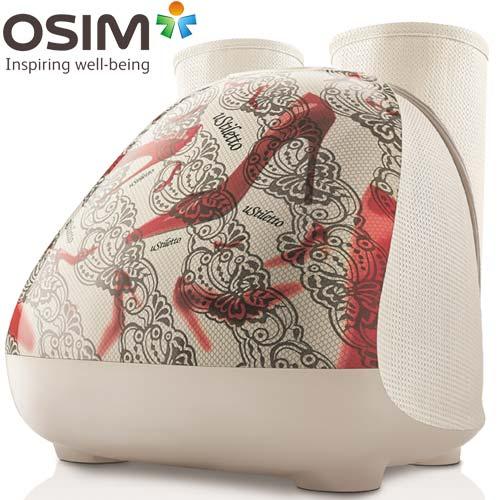OSIM OS-373 uStiletto 高跟妹妹 白色-高雅妹妹