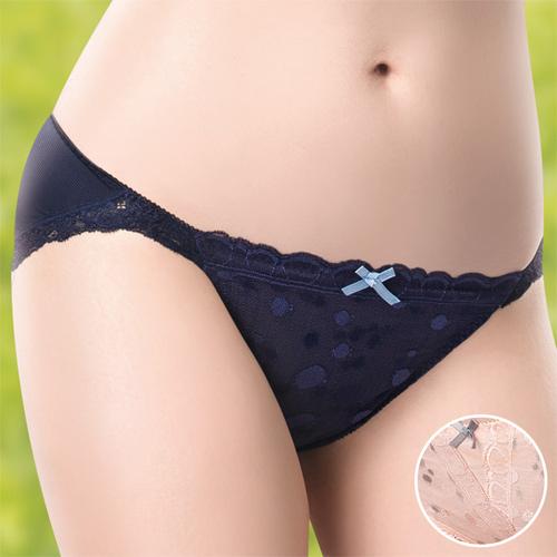 【莎薇】SAVVY 21 Air Cool 系列M-LL低腰細帶三角褲(橘子汽水)