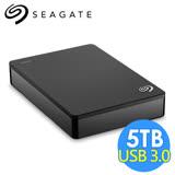 希捷 Seagate Backup Plus Portable 5TB 2.5吋行動硬碟 STDR5000300 黑色