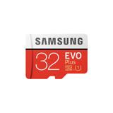 SAMSUNG三星 32GB【EVO Plus】95MB/s microSDHC 高速記憶卡
