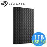 希捷 Seagate Expansion Portable 新黑鑽 1TB 2.5吋行動硬碟 STEA1000400