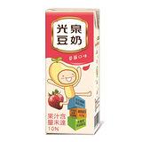 M-光泉草莓豆奶200ml*6