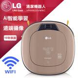 【LG樂金】WIFI遠控 雙眼小精靈。掃地清潔機器人 (變頻版) / 高貴金 VR66820VMNC