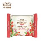 Green Pharmacy 草本肌曜 枸杞&甜杏仁緊膚皂 100g (一般肌適用)
