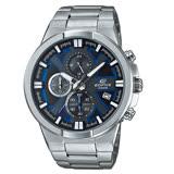 CASIO 卡西歐 EDIFICE 三眼計時賽車腕錶 EFR-544D-1A2