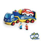 英國驚奇玩具 WOW Toys 賽車救援拖吊車 洛可