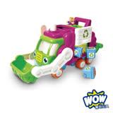 英國驚奇玩具 WOW Toys 衣物資源回收車 泰勒