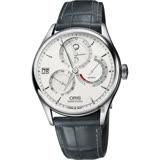 Oris Artelier Calibre 112 十日動力儲存手動上鏈機械錶-42mm 0111277264051-Set12371FC