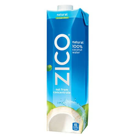 ZICO 100% 椰子水1000ML