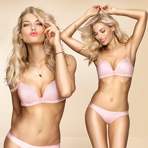 【黛安芬】BODY MAKE-UP 身體底妝系列無鋼圈B-C罩杯內衣(輕肌粉)