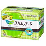日本KAO速吸超薄碟翼衛生棉20.5cm-28枚